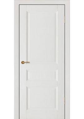 """Двери """"Стройдетали"""" Leonardo ДГ белого цвета"""