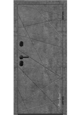 "Входные двери ""МетаЛюкс"" Стандарт М602/2z"