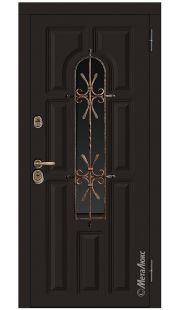 "Входные двери ""МетаЛюкс"" Гранд М370/1Е"