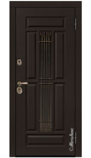 "Входные двери ""МетаЛюкс"" Гранд М386-2Е"