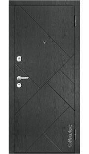"Входные двери ""МетаЛюкс"" Гранд М392"
