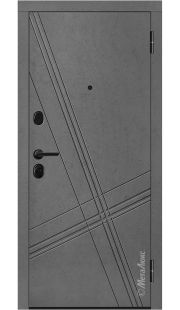 "Входные двери ""МетаЛюкс"" Стандарт М613-1"
