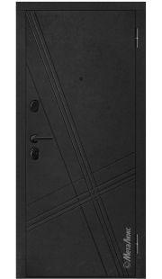 "Входные двери ""МетаЛюкс"" Стандарт М613"