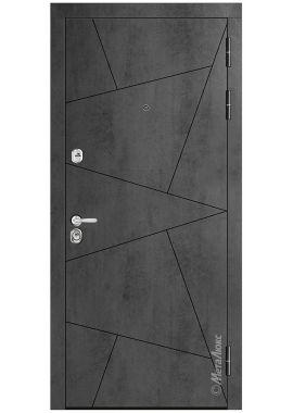 """Входные двери """"МетаЛюкс"""" Бункер М85/1"""