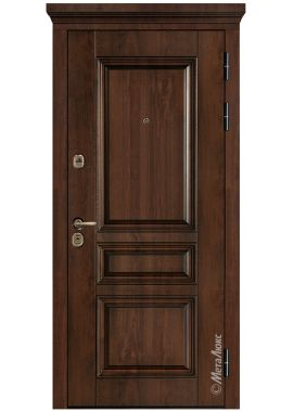 """Входные двери """"МетаЛюкс"""" Бункер М85/12"""