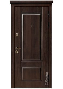 """Входные двери """"МетаЛюкс"""" Бункер М85/13"""