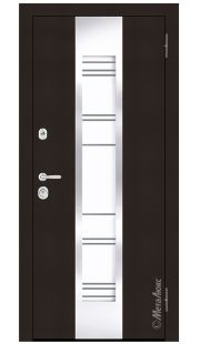 """Входные двери """"МетаЛюкс"""" Гранд СМ365/2"""