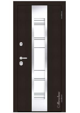 """Входные двери """"МетаЛюкс"""" Гранд СМ365/3"""