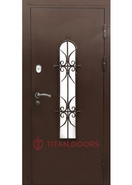 """Входные двери """"Титан"""" - Милан 2"""