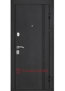 """Входные двери """"Титан"""" - Новосёл Плюс 1"""