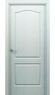 Дверь МДФ - Классика (ПГ) белого цвета
