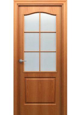 Дверь МДФ - Классика (ПО) - Миланский орех