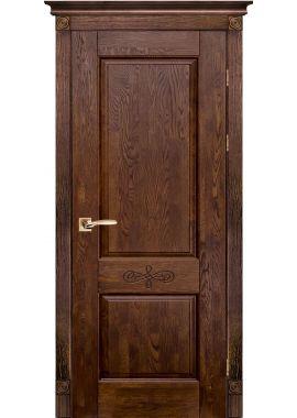 Двери Ока - Классик 4 ДГ (дуб, 8 цветов)