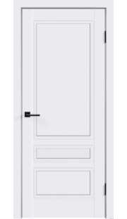 Двери Velldoris - Scandi 3P ПГ (белая эмаль)