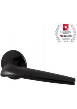 Ручка дверная ARMADILLO - Twin URS BL-26 (чёрный)