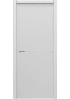Двери МДФ Техно - STEFANY 1001 (белый)