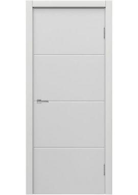 Двери МДФ Техно - STEFANY 1003 (белый)