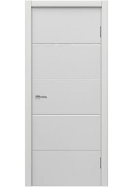 Двери МДФ Техно - STEFANY 1004 (белый)