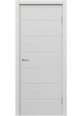 Двери МДФ Техно - STEFANY 1006 (белый)