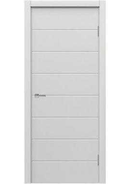Двери МДФ Техно - STEFANY 1007 (белый)