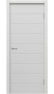 Двери МДФ Техно - STEFANY 1008 (белый)