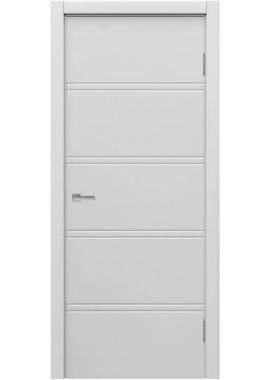 Двери МДФ Техно - STEFANY 1014 (белый)
