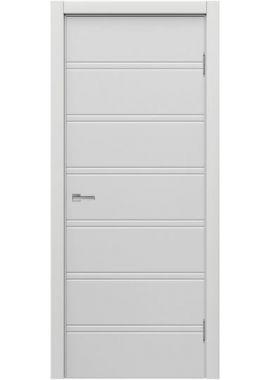 Двери МДФ Техно - STEFANY 1016 (белый)