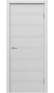 Двери МДФ Техно - STEFANY 1017 (белый)