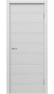 Двери МДФ Техно - STEFANY 1018 (белый)