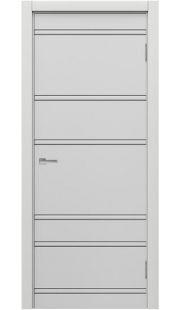 Двери МДФ Техно - STEFANY 1021 (белый)