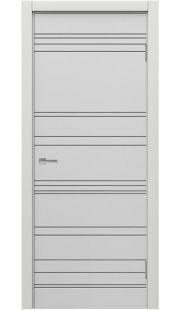 Двери МДФ Техно - STEFANY 1022 (белый)