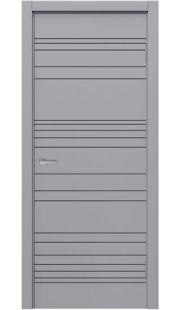 Двери МДФ Техно - STEFANY 1023 (3 цвета)