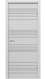 Двери МДФ Техно - STEFANY 1024 (белый)