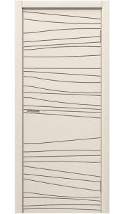 Двери МДФ Техно - STEFANY 1025 (3 цвета)