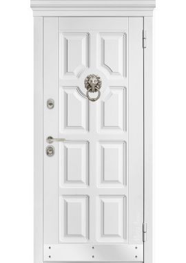 """Входные двери """"МетаЛюкс"""" Статус  М707/7 Е"""