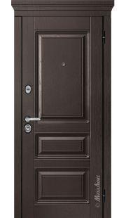 """Входные двери """"МетаЛюкс"""" Статус Соната М709"""