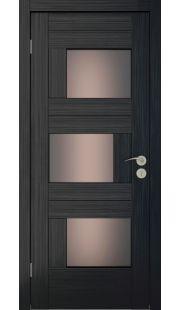 Двери ИСТОК Домино - 2 (7 цветов отделки)