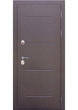 """Металлическая дверь """"Гарда"""" - Isoterma (2 цвета)"""