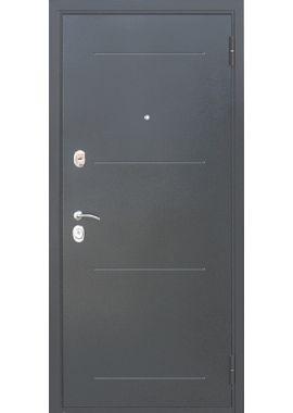 "Металлическая дверь ""Гарда"" - муар 10 мм (2 цвета)"