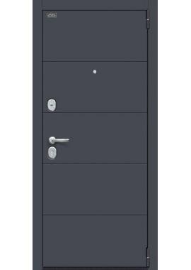 """Входные двери """"Elporta"""" - Porta S 4.Л22 Graphite Pro (2 цвета)"""