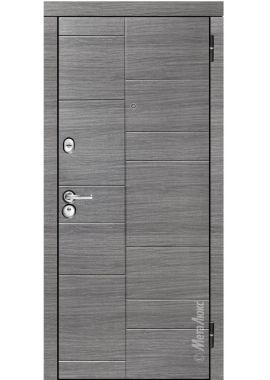 "Входные двери ""МетаЛюкс"" Гранд М491-1"