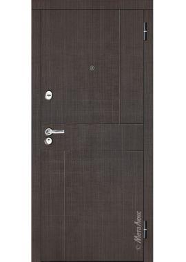 "Входные двери ""МетаЛюкс"" Гранд М327"