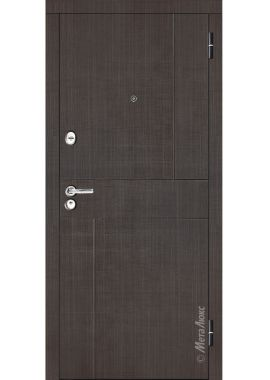 "Входные двери ""МетаЛюкс"" Гранд М331"