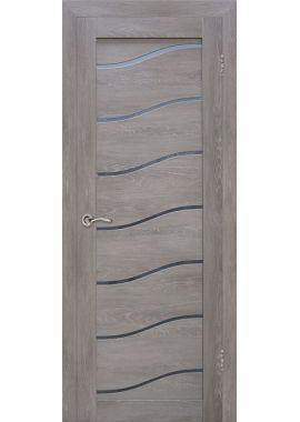 Межкомнатные двери Deform D2 (5 цветов отделки)