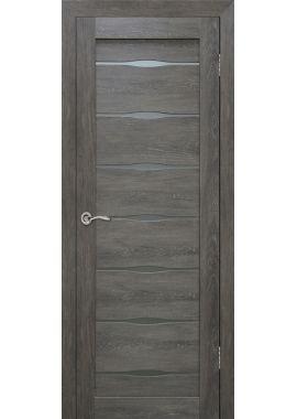 Межкомнатные двери Deform D3 (5 цветов отделки)