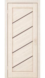Двери ИСТОК Диагональ -1 (7 цветов отделки)