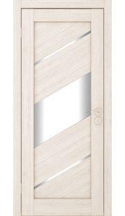 Двери ИСТОК Диагональ -3 (7 цветов отделки)