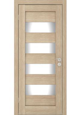 Двери ИСТОК Горизонталь -2 (7 цветов отделки)
