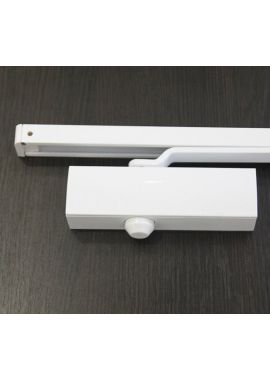 Доводчики дверные Локстайл - 8023AW-S (3 цвета)