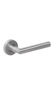 Ручки дверные Локстайл - INOX 1 (нержавеющая сталь)